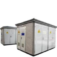 Buy cheap Medium Voltage Compact Transformer Substation Metal Clad Package Cubicle Sub from wholesalers