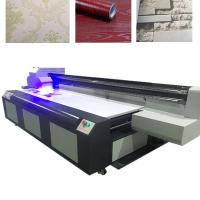 Buy cheap large format uv printer, multicolor, application of building and decorate, door, ceramic tile from wholesalers