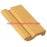 Buy cheap Vintage Non - Slip Edge Swimming Pool Ceramic Border Tiles Swimming Pool Kits from wholesalers