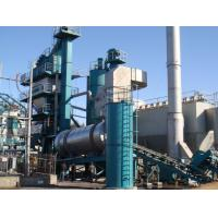Buy cheap Italia Ebico Burner Asphalt Batching Plant >75μM Fine Particle Recycled To Hot Hoister from Wholesalers