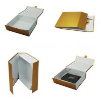 Buy cheap Printing Embossed Paper Apparel Gift Boxes For Lid / Boots And Shoses from wholesalers