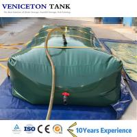 Buy cheap Veniceton  custom 10000L water storage tank with loops  for truck transportation water in Europe from wholesalers