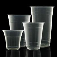 Buy cheap PLA plastic cup from wholesalers