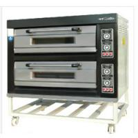 Buy cheap Bread Cake Biscuit 2 Tray Double Deck Baking Oven Over Heat Protection Device from wholesalers