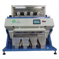 Buy cheap 252 Channels 2.2 Power Grain Cleaning And Grain Seed Sorting Machine from wholesalers