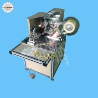 Buy cheap Semi-automatic wire labeling machine product