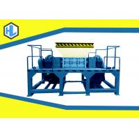Buy cheap Blue Color Alloy Steel Blades Organic Waste Shredder Simens Motor Powered from wholesalers