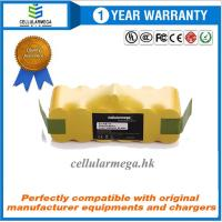 Buy cheap Cellularmega High Capacity Roomba Rechargeable Replacement Battery for iRobot Roomba 500 510 530 532 535 536 540 550 551 from wholesalers