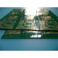 Buy cheap Chemical Gold Multilayer PCB FR -4 Tg135 1.6mm Thick 1oz Each Layer from wholesalers