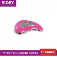 Buy cheap Home Use Skin Rejuvenation Electronic Vibrating Face Massager With 3500mAh Power Capacity from wholesalers