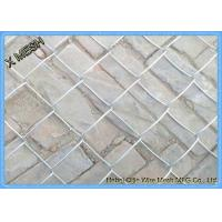 Buy cheap Electro Galvanized Cyclone Wire Chain Link Fence for Building Materials product