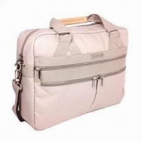 Buy cheap 14 to 15-inch Laptop Bag, Made of High Level Polyester from wholesalers