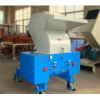 Buy cheap PVC Profile Waste Plastic Crusher Machine 150 - 400KG Output 480 X 360mm Feeding Size from wholesalers