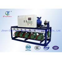 Buy cheap Garlic Cold Storage Bitzer Condensing Unit , Cold Room Compressor Unit from wholesalers