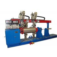Buy cheap Circular Seam Automatic Welding Machine For Pipe 500A Aluminum Brass Plasma from wholesalers