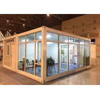 Buy cheap Safe Comfortable Pre Built Container Homes As Conference Room / Reception Office from wholesalers