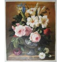 Buy cheap Painting Flowers-- Oil Painting from wholesalers