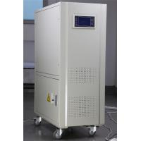 Buy cheap High Efficiency Automatic Voltage Stabilizer 10KVA - 90KVA CPU Intelligent Controlled from wholesalers