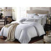 Buy cheap Cotton Hotel Style Duvet Cover Set Easy To Clean T/C 30/70 22.5X22.5/64X61 from wholesalers