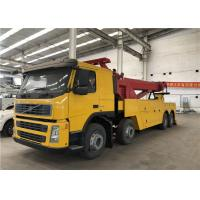 Buy cheap Max. Extension traveling of lifting boom 6000mm VOLVO Road Wrecker 2 pieces of winch from wholesalers