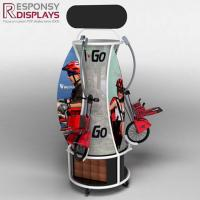 Buy cheap Floor Wood and Metal Children Bicycle Display Stand from wholesalers