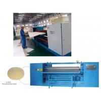 Buy cheap PLC Control CNC Foam Cutting Machine For EVA / PU Foam , Oscillating Blade Cutter from wholesalers
