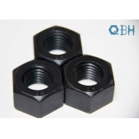 Buy cheap ASTM A194-2HM  A194-2H A194-4  A194-7 A194-7M  Heavy Hex Nuts with Carbon and Alloy Steel Teflon  Black/Zinc/H.D.G 1/2~4 from wholesalers