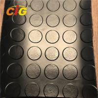 Buy cheap Waterproof Embossed PVC Floor Covering For Car Seat / Hospital from wholesalers