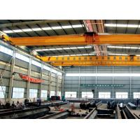 Single Beam Workstation Bridge Crane Lifting Machine For Material Handling
