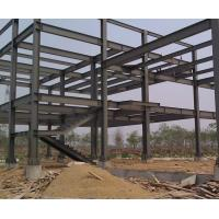 Buy cheap Fire Proof Multi Storey Steel Commercial Buildings Flexible For Shopping Centers Easy Erection from Wholesalers