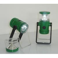 China 16 LED water-proof NiMH battery solar lantern on sale