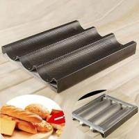 Buy cheap Teflon coated baguette trays from wholesalers