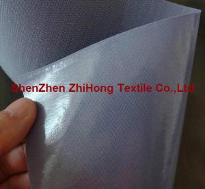 Buy cheap Heat Pressing Blanching Adhesive / practical industrial sticky hook loop fastener product