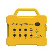 China Home Small Solar Energy System 18 Volt 10 Watt Camping Usage 1 Years Warranty on sale