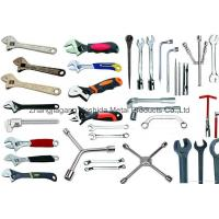 Buy cheap All kinds of adjustable spanner. Amphibious plum flower open end wrench, T.L.Y. type wrenc from wholesalers