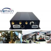 Buy cheap 720P HD video recording 4ch cctv dvr ahd mdvr with 3g gps wifi people counter for bus passenger calculation from wholesalers