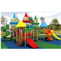 Buy cheap All-season Performance Used Kids Outdoor Playground Equipment Kids Playground from wholesalers