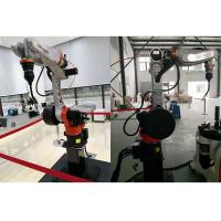Buy cheap Professional Arc Welding Robot Open Modular Control System High Output Torque from wholesalers