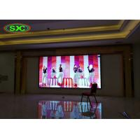 Buy cheap P4 HD Led Video Facade Screen 1/16 Scan Wall Mounted Led Screen from wholesalers