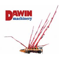Buy cheap 29m 30m 33m 37m Powerful Stronger Auto Concrete Boom Pump Truck from wholesalers