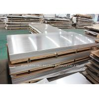 Buy cheap AISI 300 Series 304 Stainless Steel Sheet , 2B Finish SS 304 Plate from wholesalers