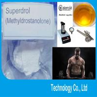 Buy cheap Oral Anabolic Androgenic Steroids Superdrol Powder Methyl-Drostanolone CAS 3381-88-2 from wholesalers