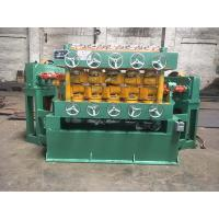 Buy cheap Diameter 20-100mm Steel Pipe straightening Machine 7 Roller Straightener Automatic from wholesalers