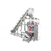 Buy cheap High Speed Vertical Form Fill Seal Machine With Multi Head Weigher Auger Filler from wholesalers