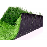 Buy cheap PE Curled Yarn Eco Friendly Synthetic Fake Grass For Outside from wholesalers