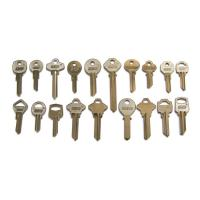 Buy cheap Door Key Blanks For South America Mexico Market from wholesalers