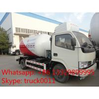 Buy cheap CLW Brand factory  direct sale 5500L tons lpg gas filling truck,2.31MT cooking gas dispensing truck for gas cylinders from wholesalers