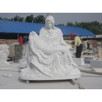 Buy cheap Double marble Carving statues from wholesalers