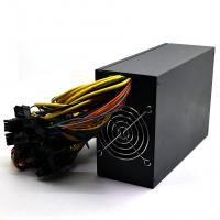 Buy cheap Multiplex Active PFC Desktop Power Supply Unit Double Fan For Bitcoin Mining Machine product