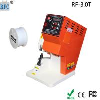 Buy cheap Automatic feed wire splice cable crimping  copper terminal machine from wholesalers